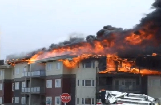 Public Insurance Adjuster - Apartment Building Fire
